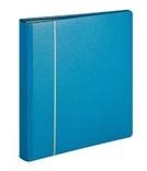 Папка - переплет серии Elegant. Lindner №1121 - B. Синий.