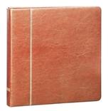Папка - переплет Elegant. Lindner №1120 - H. Коричневый. фото 2