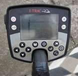 Мінелаб E-TRAC, фото №8