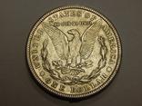 1 доллар, 1921  S США, фото №2