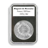Слаб для монет внутренний диаметр 29 мм. Everslab. 342036 фото 1