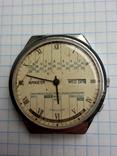 Часы Ракета, Вечный календарь. photo 1