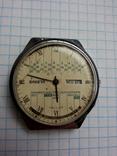 Часы Ракета, Вечный календарь. photo 3