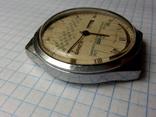 Часы Ракета, Вечный календарь. photo 9
