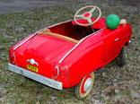 """Детская педальная машинка """"Москвич"""" 1964 г.(повторно в связи с невыкупом) photo 8"""