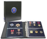 Альбом для орденов, значков и медалей - Safe Professional Premium Collections. D-7355