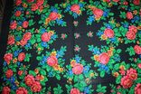 Шерстяной платок №245, фото №5