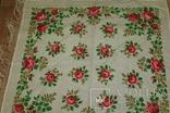 Шерстяной платок №37, фото №3