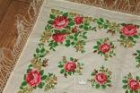 Шерстяной платок №37, фото №4