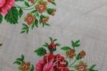 Шерстяной платок №37, фото №7
