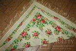 Шерстяной платок №37, фото №8