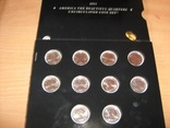 Подарочный набор монет США   2011 год., фото №2