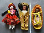 Куклы разные. 3 шт., фото №2