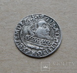Грош 1632 года. Густав Адольф. Эльбинг. photo 3