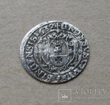 Грош 1632 года. Густав Адольф. Эльбинг. photo 4