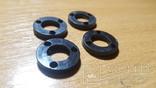 Резинки ( прокладки )для штанги от металлоискателя garrett 4 шт.