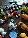 Игрушки из kinder surprise, фото №2