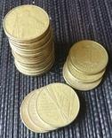 1 гривна 2004 г, 1 гривна 2005 г