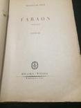 """Книга Б. Прус """" Фараон """" в трех томах 1949 гг, фото №9"""