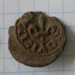 Пломба Геральдическая лилия, фото №2