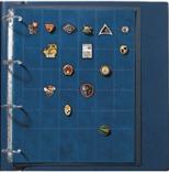Листы для значков формат А4 Safe. D-5510