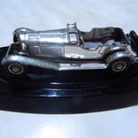 Подставка для ручек. винтаж в виде машины мерседес 1928, Англия