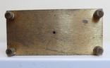 Настольные часы Молния в деревянном корпусе photo 8