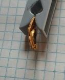 Золота привеска-амулет ЧК photo 4