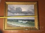 Картина маслом « После дождя» Самойлов 1989 год, фото №5