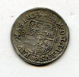 Трояк 1588 год.R8, фото №3