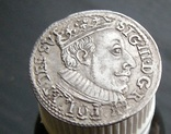 Трояк 1588 год.R8 photo 4