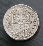 Трояк 1588 год.R8, фото №6