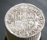 Трояк 1588 год.R8, фото №8