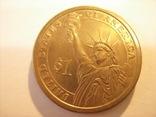 1 доллар 2007 - Томас Джефферсон 3 президент, фото №8