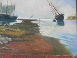 Морской пейзаж (45х63)см, фото №6