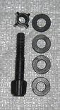 Болт для М.Д.(Garrett) 9мм + 4 Уплотнительные резинки