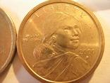 2  доллара Сакагавеи 2000 года, фото №4