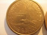 2  доллара Сакагавеи 2000 года, фото №8