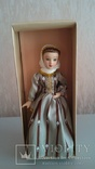 Фарфоровая кукла 1, фото №2