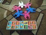 Детское домино и клоуны, фото №3