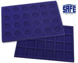 Планшет для монет - Safe Diamant - 33 мм.184SP фото 1