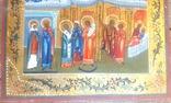 Икона Покров Божией Матери, Пресвятой Богородицы, 19 век. photo 4