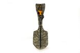 Лопата саперная Fiskars Solid 131417 + Чехол для лопаты пиксель (85 см на всю длину), фото №11