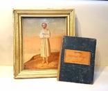 Икона Святой Алексий Человек Божий, 19 век. Акафист Св. Алексию Человеку Божьему photo 2