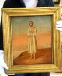 Икона Святой Алексий Человек Божий, 19 век. Акафист Св. Алексию Человеку Божьему photo 3