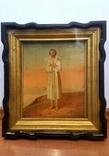 Икона Святой Алексий Человек Божий, 19 век. Акафист Св. Алексию Человеку Божьему photo 5