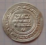 91. Подражание дирхему: Саманиды, Исмаил б. Ахмад, упомянут аль-Муктафи(?):