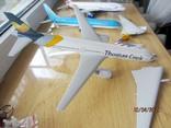 Три коллекционе самолета 1:100, фото №2