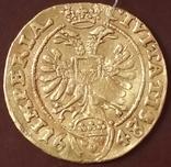 Дукат 1648(Любек ). photo 2
