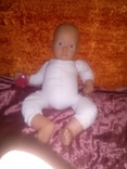 Кукла германия, клеймо MAX ZAPF , 50см, photo 1
